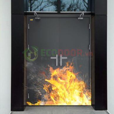 Báo giá cửa thép chống cháy [8/2021]